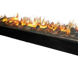 3D Камин (очаг) с эффектом живого огня Glenrich Paso doble 3D