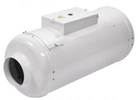 Компактная приточная установка с электрическим калорифером Shuft AirTube 200