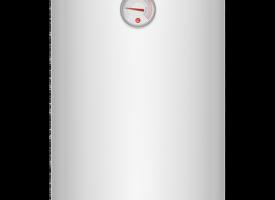 Водонагреватель накопительный электрический вертикальный Thermex TitaniumHeat 50 V Slim (50 литров)