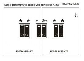 Блок управления Tropik Line A3W